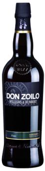 Don Zoilo Williams & Humbert Collection Sherry Fino dry