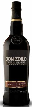 Don Zoilo Williams & Humbert Collection Sherry Cream sweet