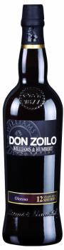 Don Zoilo Williams & Humbert Collection Sherry Oloroso dry