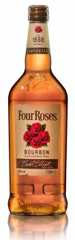 Four Roses Kentucky Straight Bourbon Whiskey 40 % vol. Literflasche