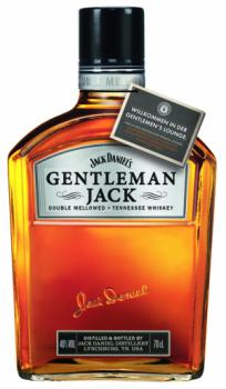 Gentleman Jack Double Mellowed Tennessee Whiskey 40 % vol.
