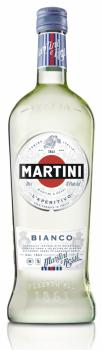 Martini bianco Wermut 14,4 % vol. Literflasche