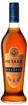 Metaxa Amphora Brandy ******* 7-Sterne 40 % vol.
