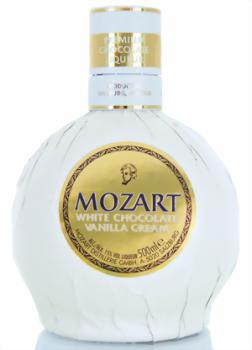 Mozart Chocolate Cream White Likör 15 %vol.