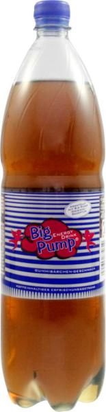 The Big Pump Energy Drink