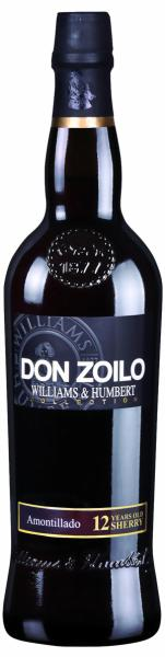 Don Zoilo Williams & Humbert Collection Sherry Amontillado